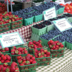 Spruce Ridge Farm - Blueberries and Strawberries
